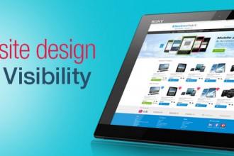 Professional web design , web design company