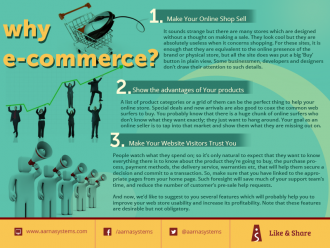 Why eCommerce?