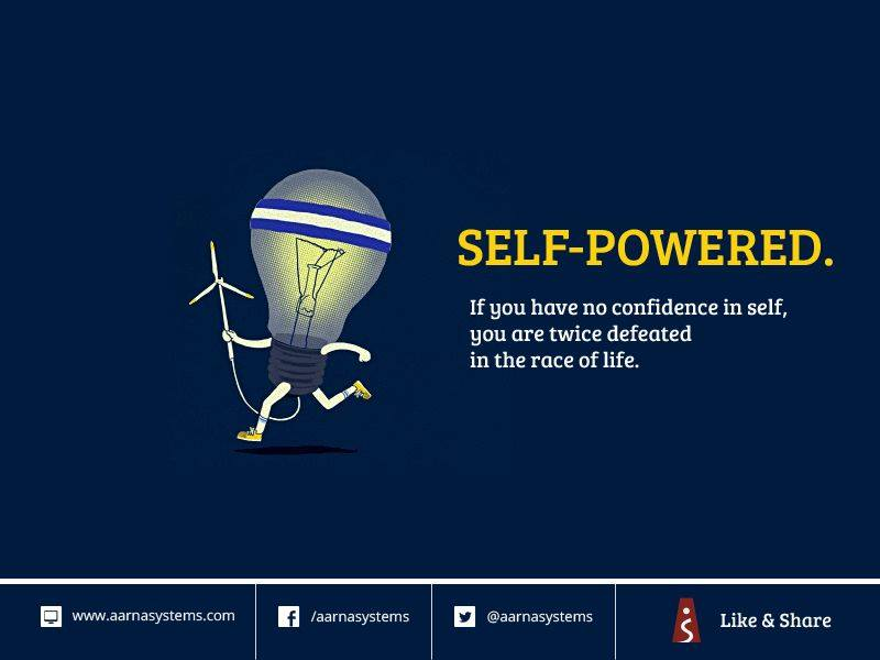 Self - Powered
