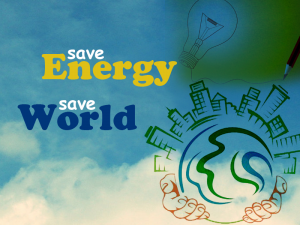SAVE ENERGEY SAVE WORLD