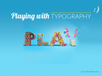 Play with Typography