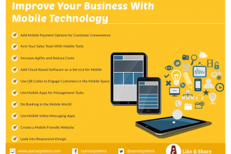 Improve your business with Mobile Technology