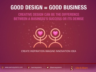 GOOD DESIGN GOOD BUSINESS