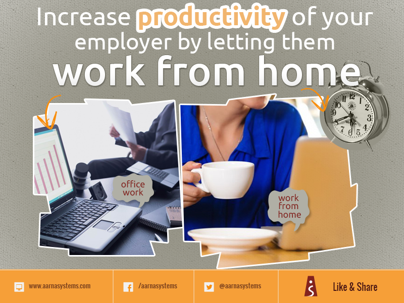 Increase productivity of your employee