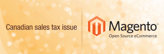 Canadian sales tax issue with Magento