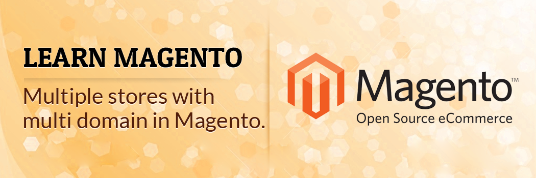 Multiple stores with multi domain in Magento