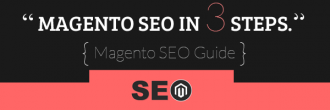 MAGENTO SEO IN 3 STEPS (INFOGRAPHICS)