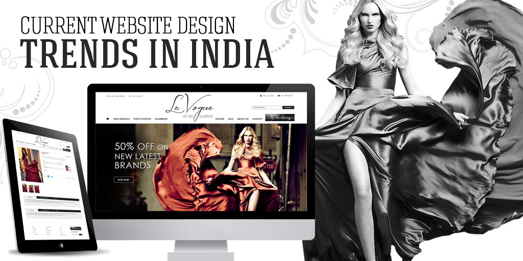 Current Website Design Trends in India