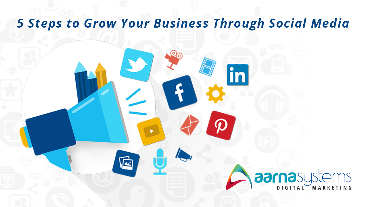 Role of Social Media Marketing to Grow Your Business