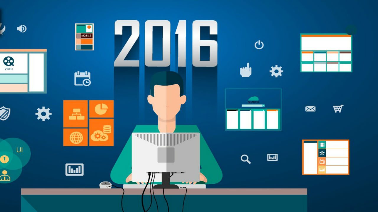 Website Design Trends to Look Out For In The Year 2016