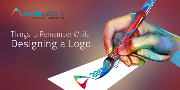Things to Remember While Designing a Logo